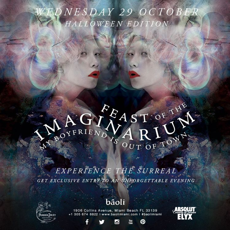 Halloween 2014 | Feast of The Imaginarium E Blast - The Brand Collective