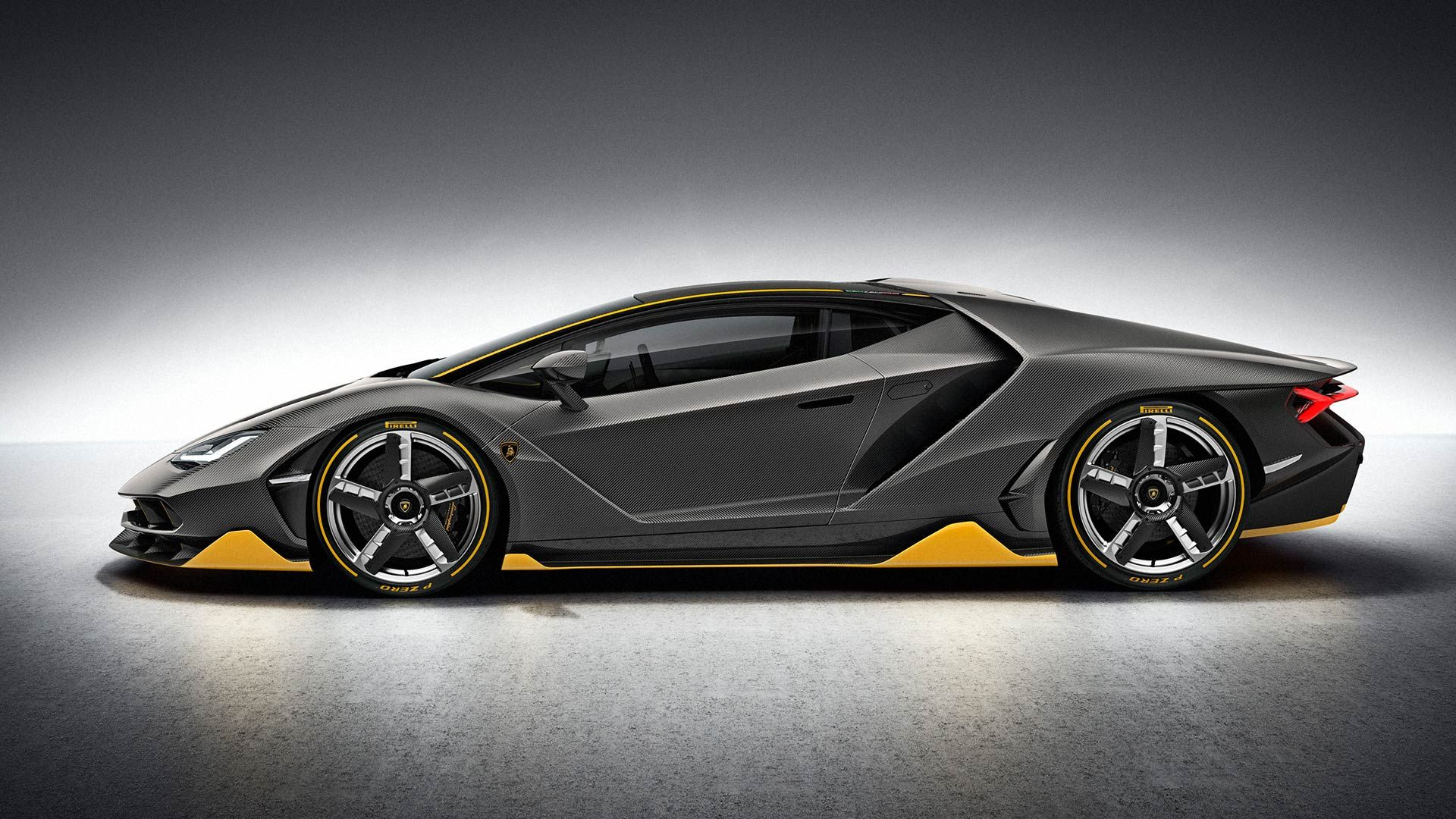 Hear The Lamborghini Centenario S 759 Hp V 12 Engine Roar Video