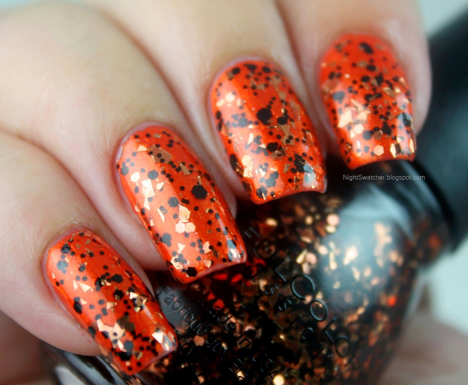 Sinful Colors Halloween 2014 Splatter Spell | Sinful ...