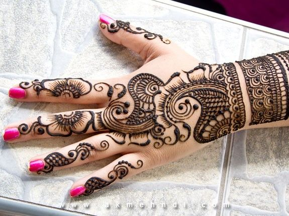 Mehndi For Candles : Mehndi candles google search and