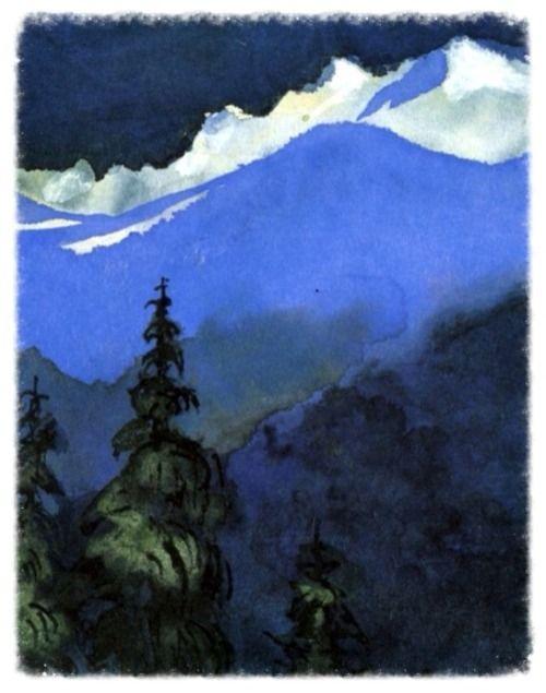 Emil Nolde Landschaften