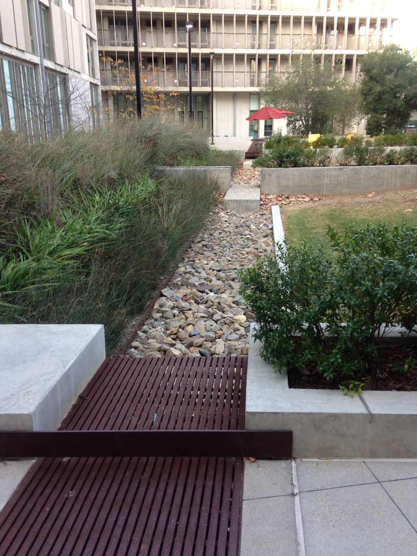 Yes Green Infrastructure: Water Features And Stormwater