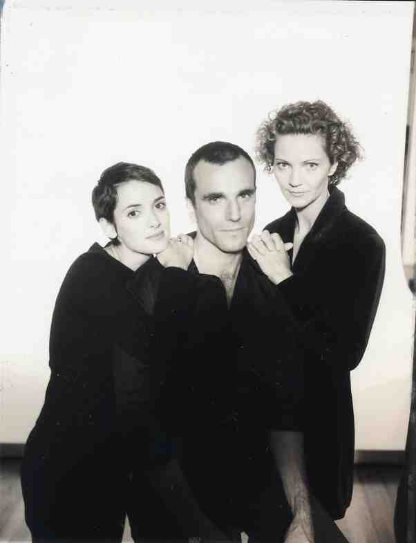 Daniel Day Lewis Winona Ryder