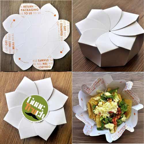 20+ Contoh Kemasan Makanan Unik Dan Menarik | Kemasan, Ide ...