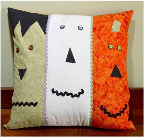 Funky Frank & Friends Pillow