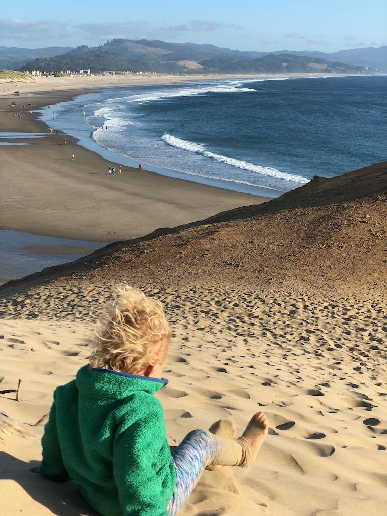 7 Best Beaches on the Oregon Coast for Kids