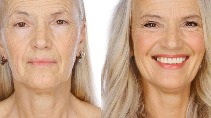 Make Up For Older Woman  Fifty  Fabulous In 2019 -3658
