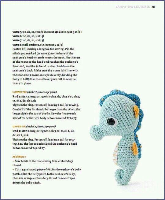 Pin de veronica ferrusco en amigurumis | Pinterest | Crochet ...