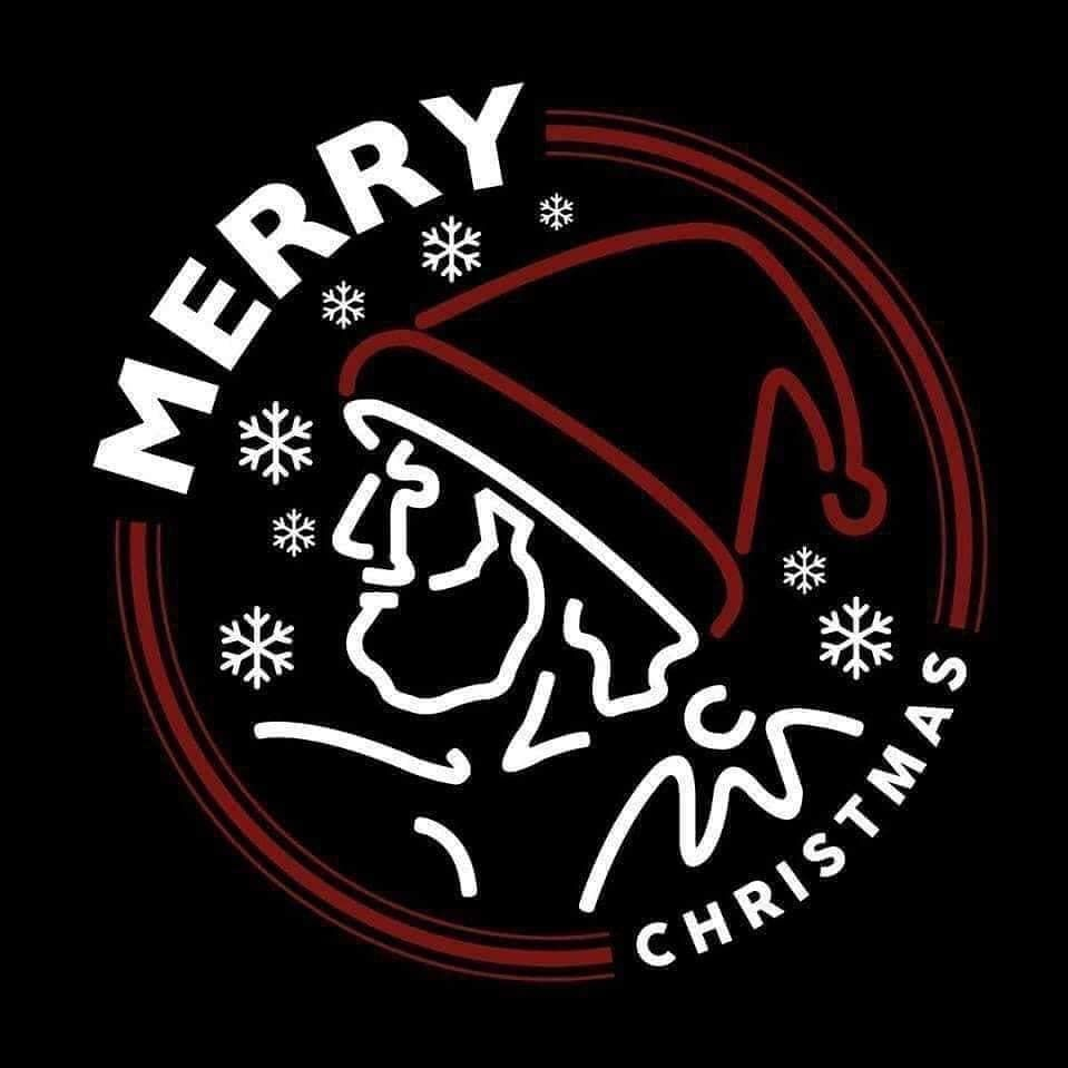 Wzawzdb Fijne Feestdagen Ajax Afca Wzawzdb Ajaxamsterdam Afcajax Wijzijnajax Merry Christmas Holidays And Events Neon Signs