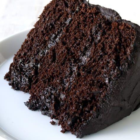 The Most Amazing Chocolate Cake #chocolatecake