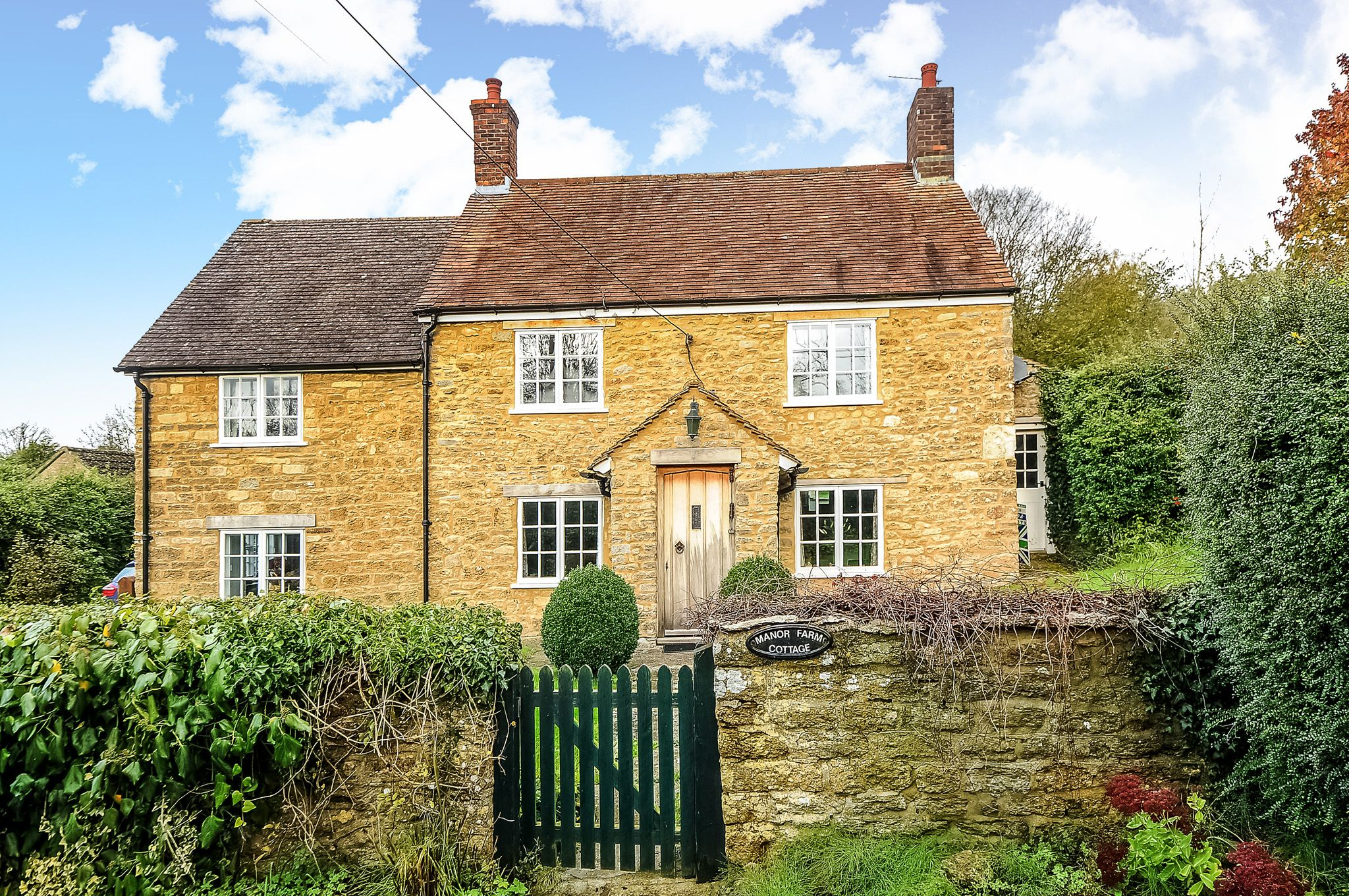 Escape To The Country A Three Bed 18th Century Village Home