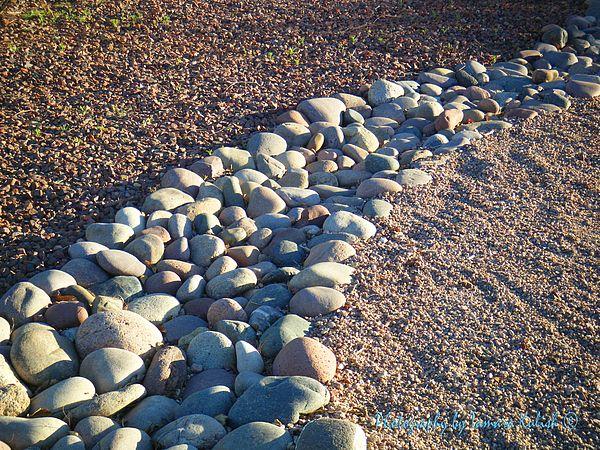 Rock Swale 1 by Tamara Kulish