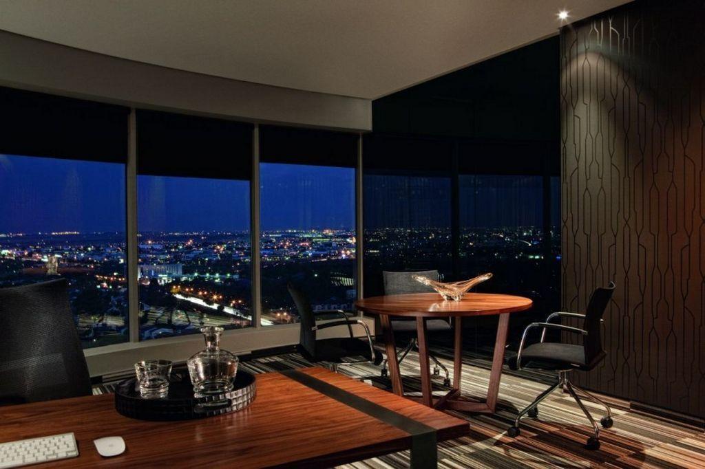 Classic And Luxurious fice Interior Design Ideas Darcane