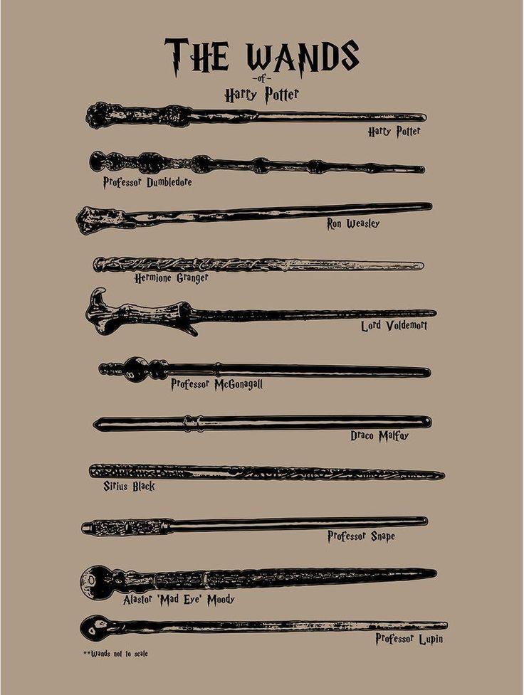 Harry Potter Zauberstabe Harry Potter Zauberstabe Harry Potter Zauberstab Harry Potter Tattoos Zauberstab