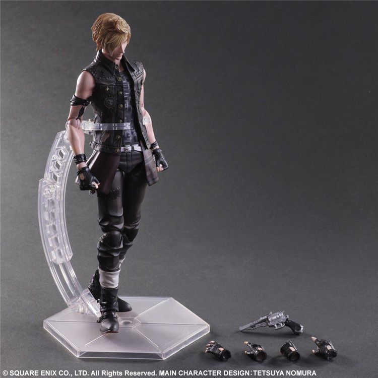 Playarts KAI Final Fantasy XV FF15 Noctis Lucis Caelum PVC Action Figure