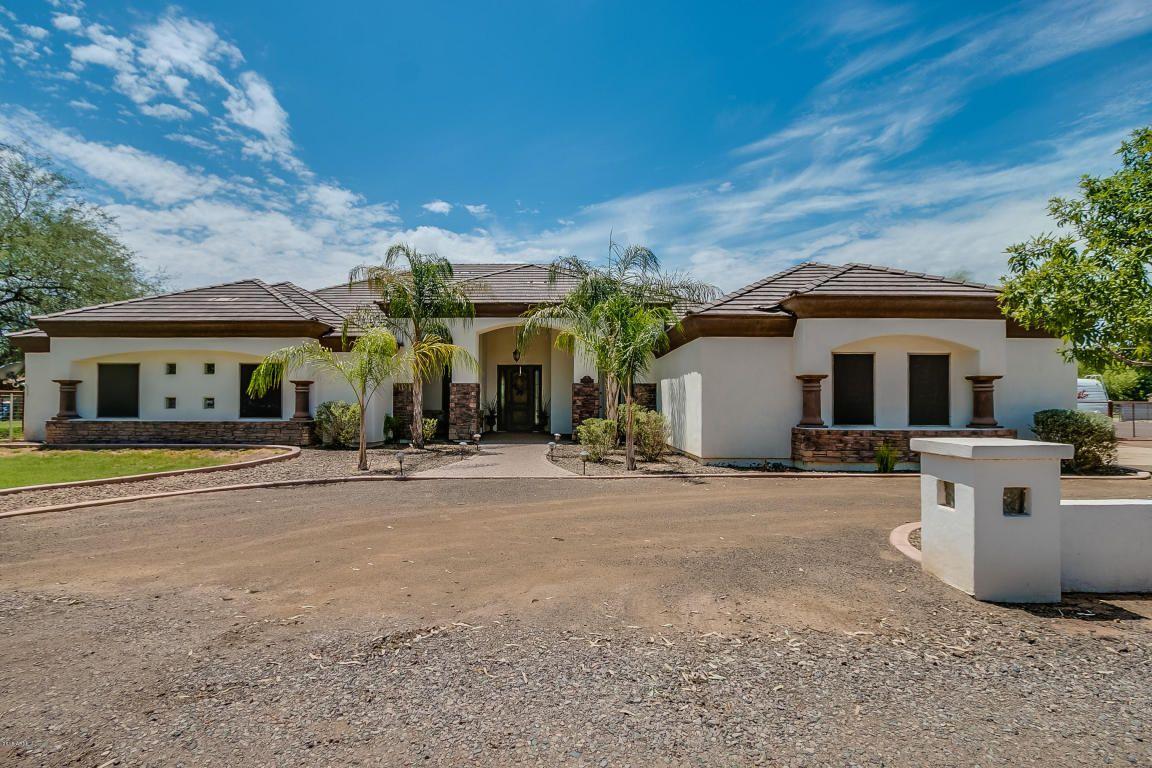 AMAZING Custom Horse Property In Gilbert Arizona MUST SEE