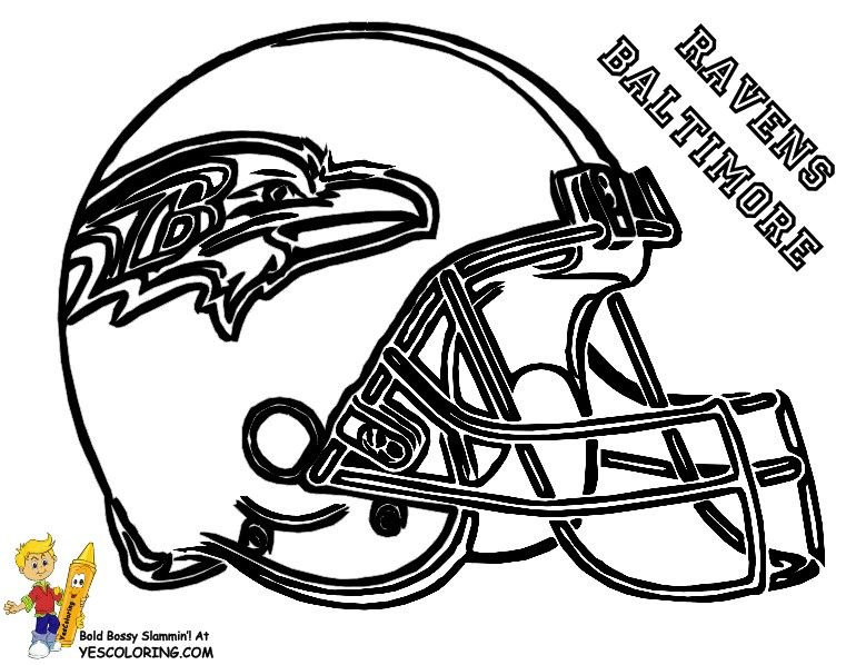 Football Helmet Coloring Pages Football Coloring Pages Coloring
