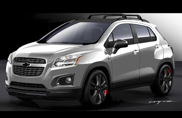 Chevy Not Saturn Red Line Series Concepts Unveiled Yes There S A