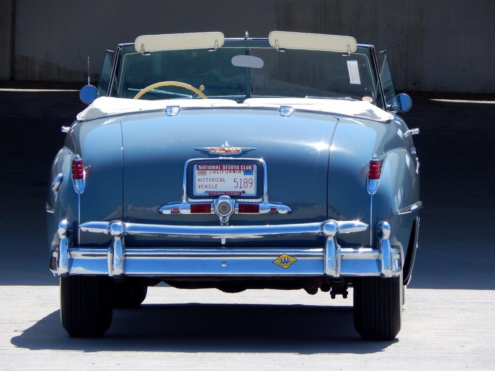 1956 desoto firedome seville 4 door hardtop 1 of 10 - 1936 Desoto Airstream Custom 4 Door Convertible Sedan Sedans Convertible And Motor Car