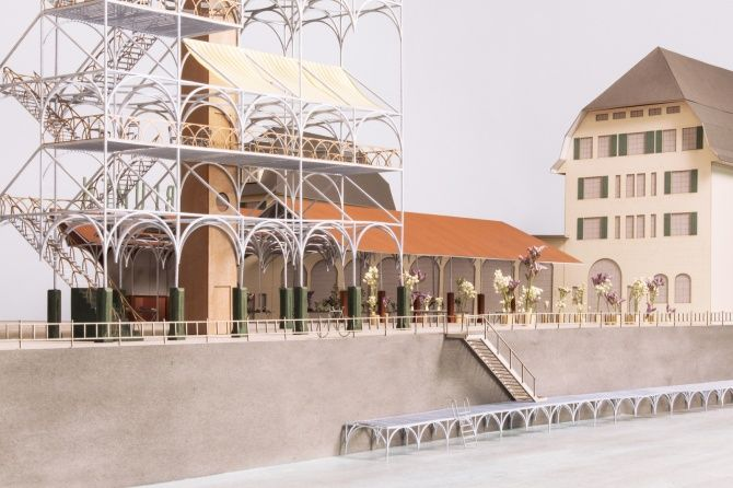 Eth zrich prof a caruso archive student projects architectural presentation eth zrich toneelgroepblik Images