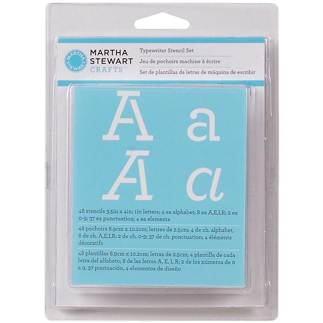 """4 piece SET 1-1//8/"""" Alphabet Letters /& Numbers Stencils Plastic YOU CHOOSE COLOR"""