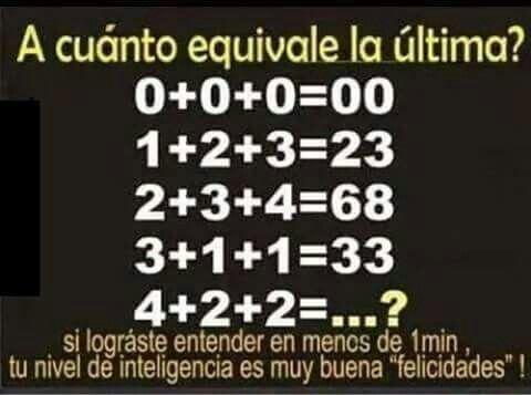 Acertijo Matematico Problemas Matematicos Acertijos