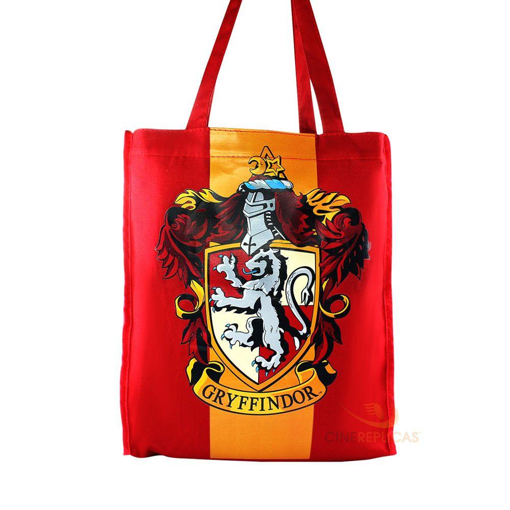 Harry Potter Tragetasche Gryffindor  Harry Potter - Taschen - Hadesflamme - Merchandise - Onlineshop für alles was das (Fan) Herz begehrt!