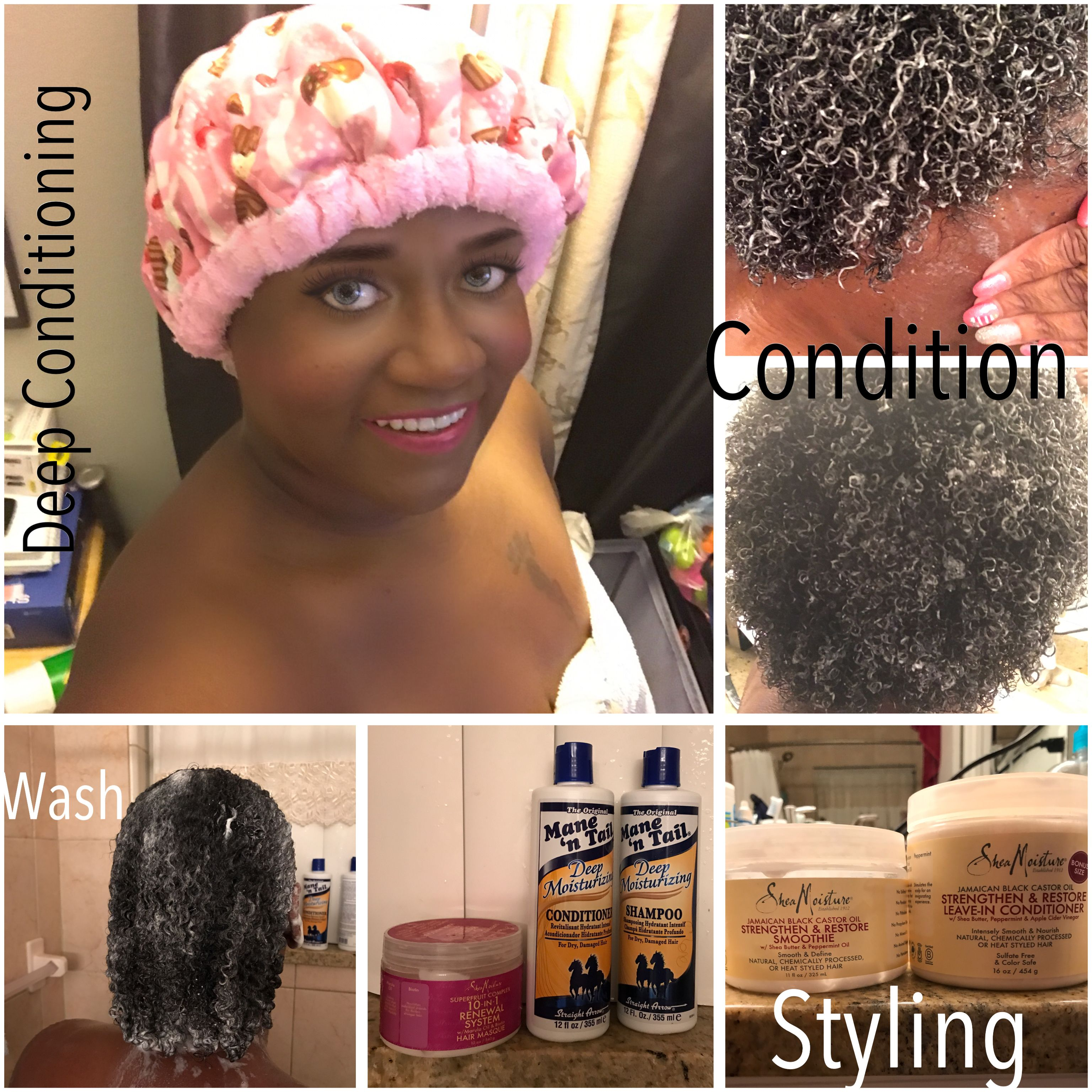 Pin by lillian sandersnixon on natural hair info pinterest
