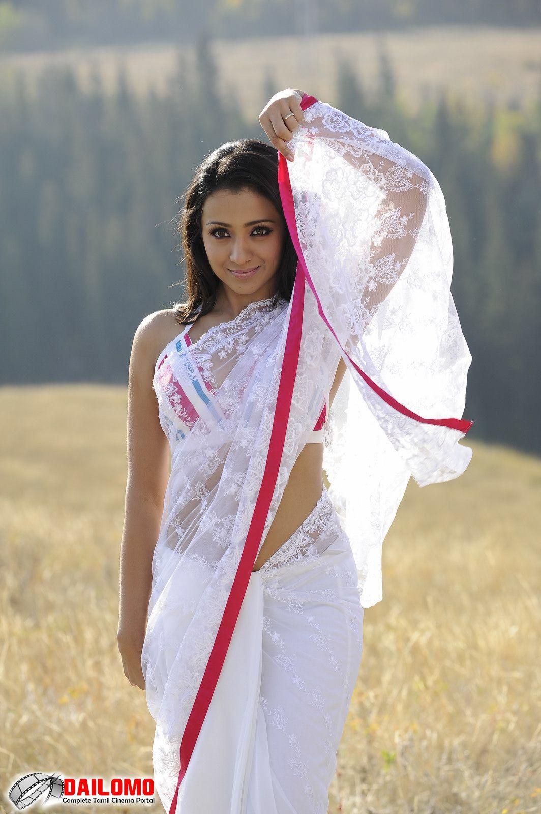Madhu Shalini Hot Sex Awesome trisha | sarees | pinterest | saree and celebrity
