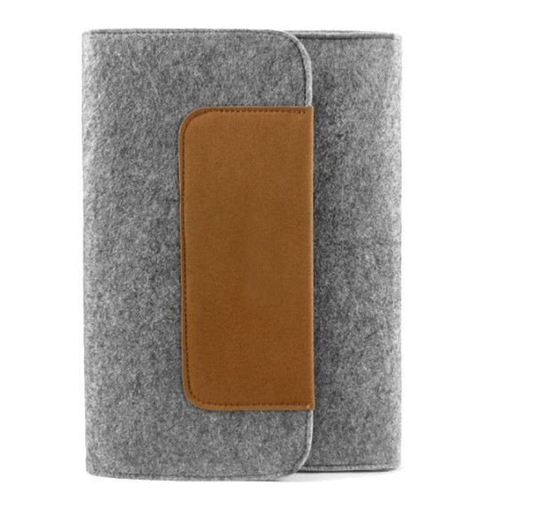 Customized Wool Felt Laptop Sleeve,Direct Supplier From China,Material:ECO Felt,Features:1)Customized Color and Size,2)OEM/ODM Available,3)Multi-functional,4)Soft and Water-proof Material
