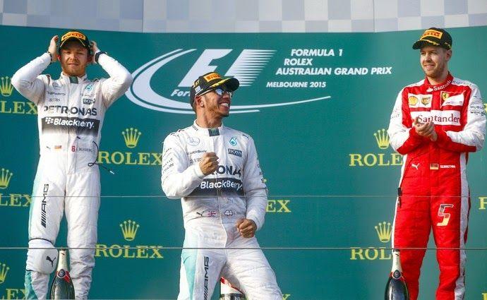 Blog Esportivo do Suíço: Hamilton leva GP da Austrália e Nasr faz história em estreia na F-1