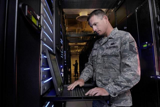 specific duties of air force 3d1x1 client systems careers