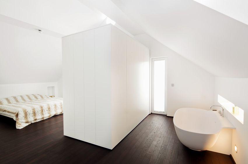 Bad Im Schlafzimmer   Schlafzimmer Badezimmer Kombination