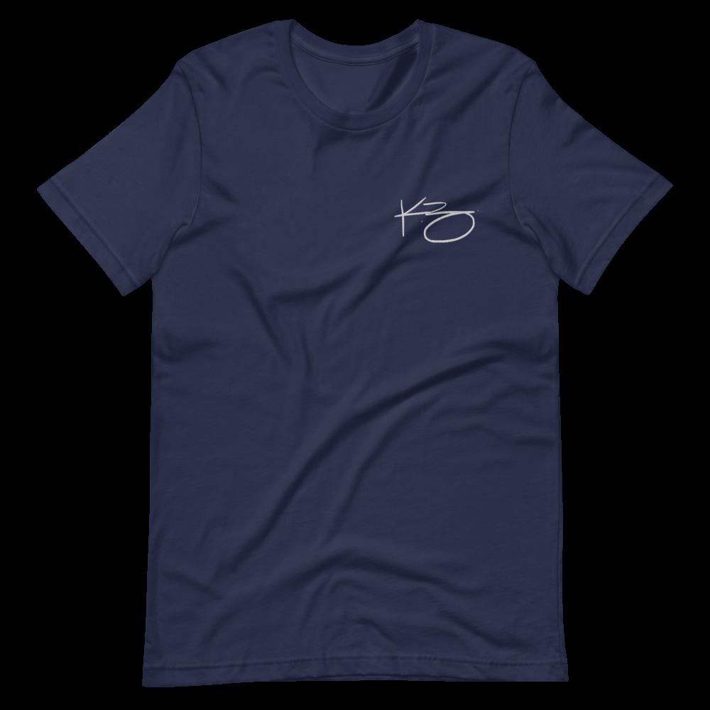 KZ Sign T-Shirts - Navy / 2XL