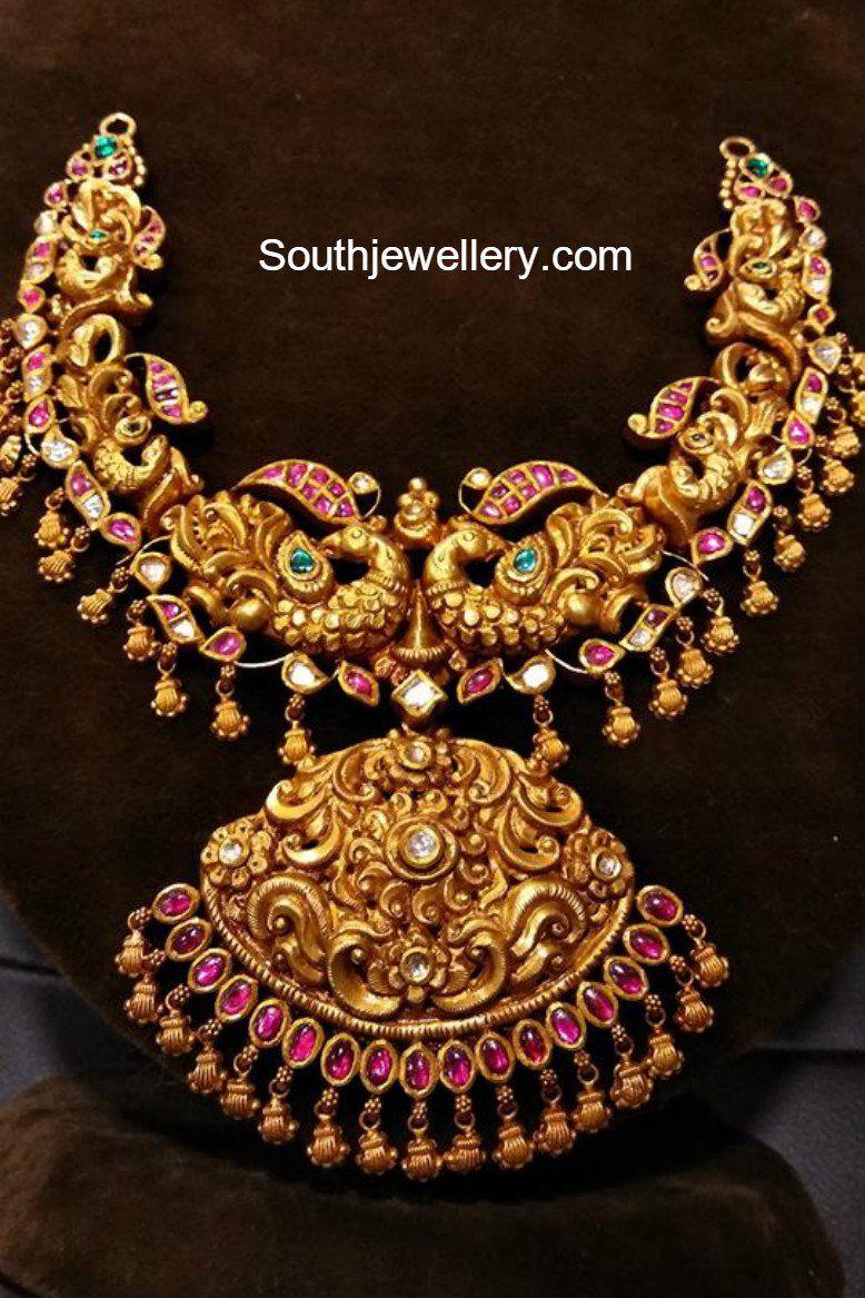 80ef834ad Models Summer Dett Silver Jewellery. Latest Gold Necklace Models 22 Carat  Gold Gold Pinterest