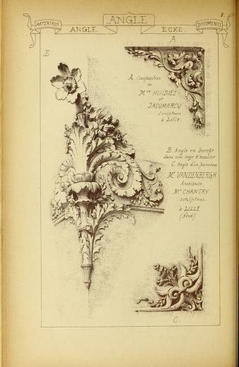Historical Fashion Akant Risunki Chertezhi