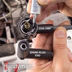 Replace Bad Spark Plug Wires Before They Out   Spark ... on replace pilot bearing, replace wheel bearings, replace axle bearings, replace crankshaft bearings, replace battery, replace front bearings,