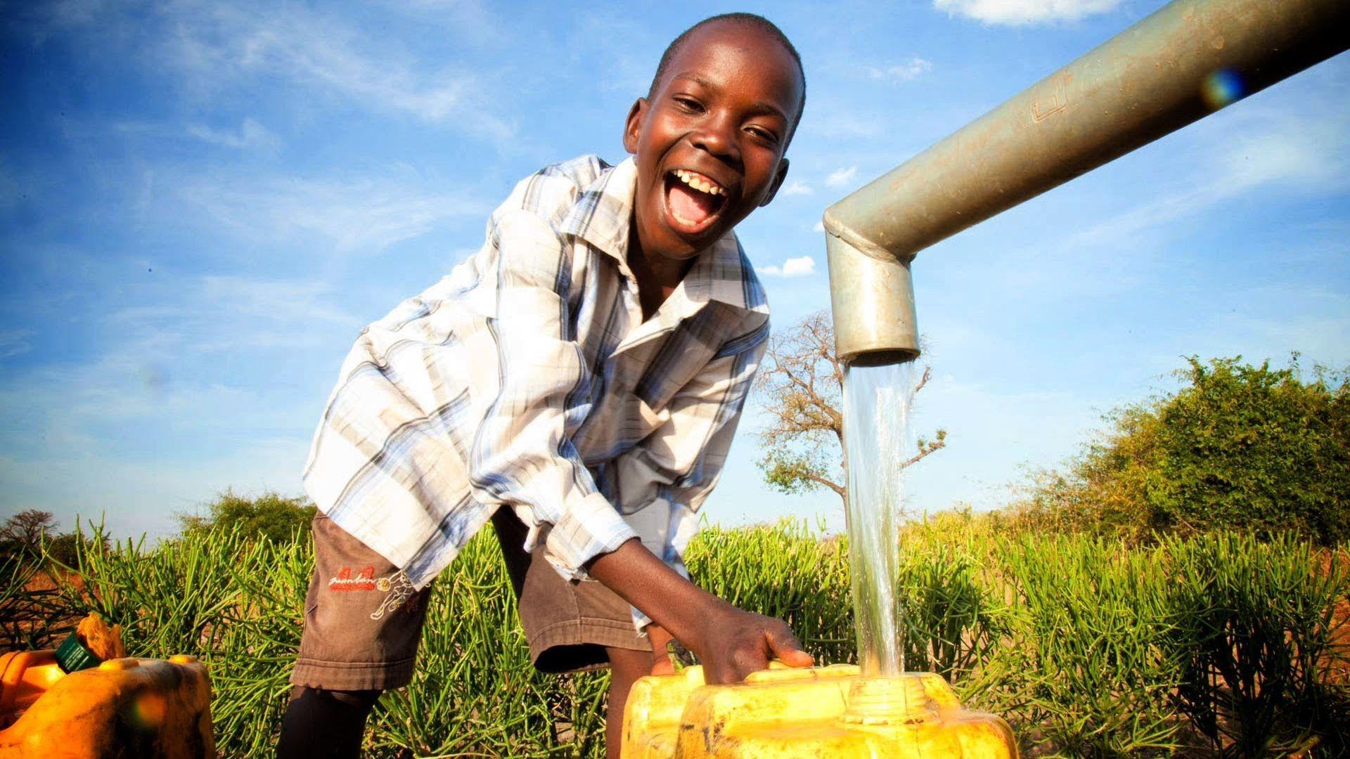 Session 8: World Vision: Every Child Deserves Clean Water | Clean water,  World vision, Drinking water