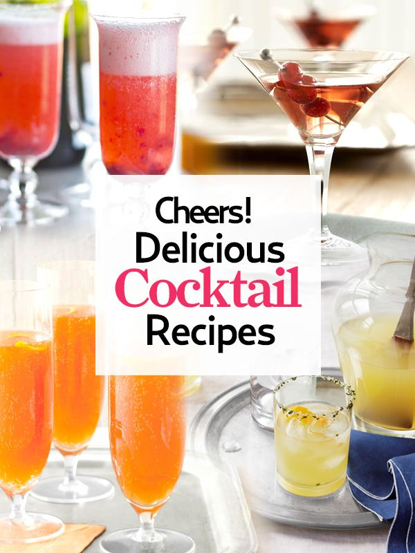 Perfect your bartending skills with these recipes for our best classic cocktails, from the perfect martini to a thirst-quenching spritzer.