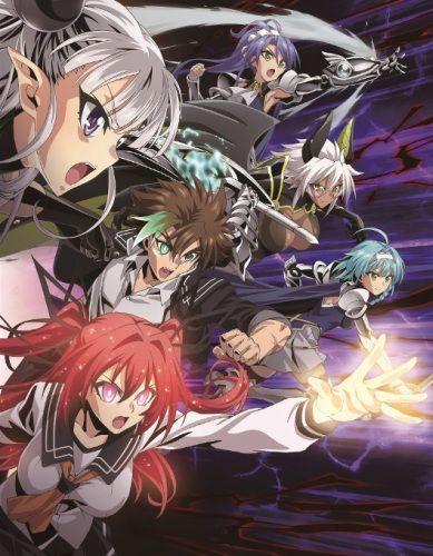 Shinmai Maou No Testament Burst Genres Action Ecchi Fantasy