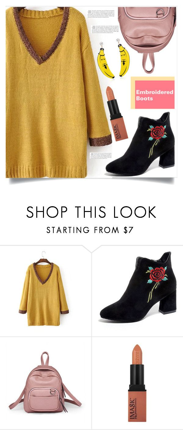 """""""Boots Day: It-Girl: Model Off Duty"""" by lovenewchic ❤ liked on Polyvore"""