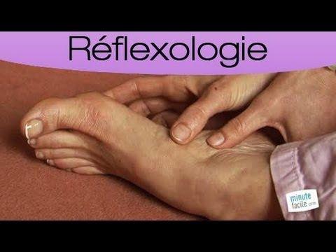 reflexologie plantaire pour maigrir du ventre