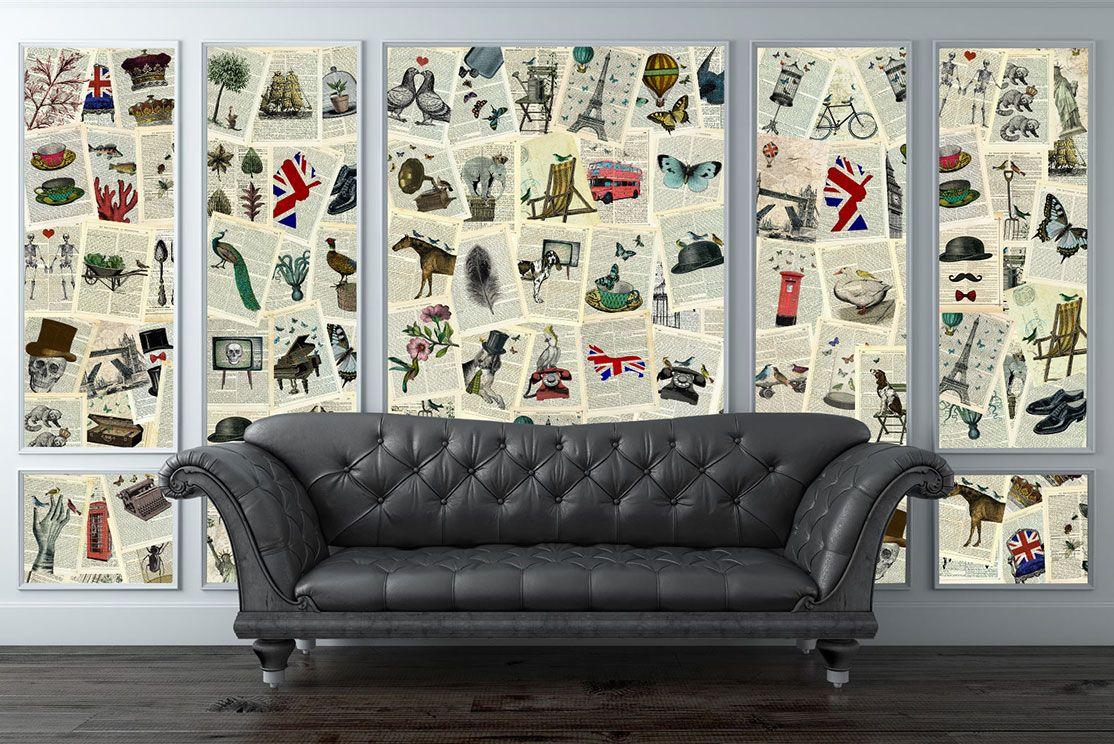 Wall murals wallpaper murals wall home u garden pinterest