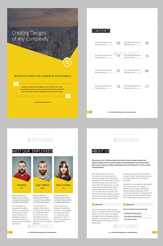 30+ InDesign eBook Templates for Self Publishers & Authors ...