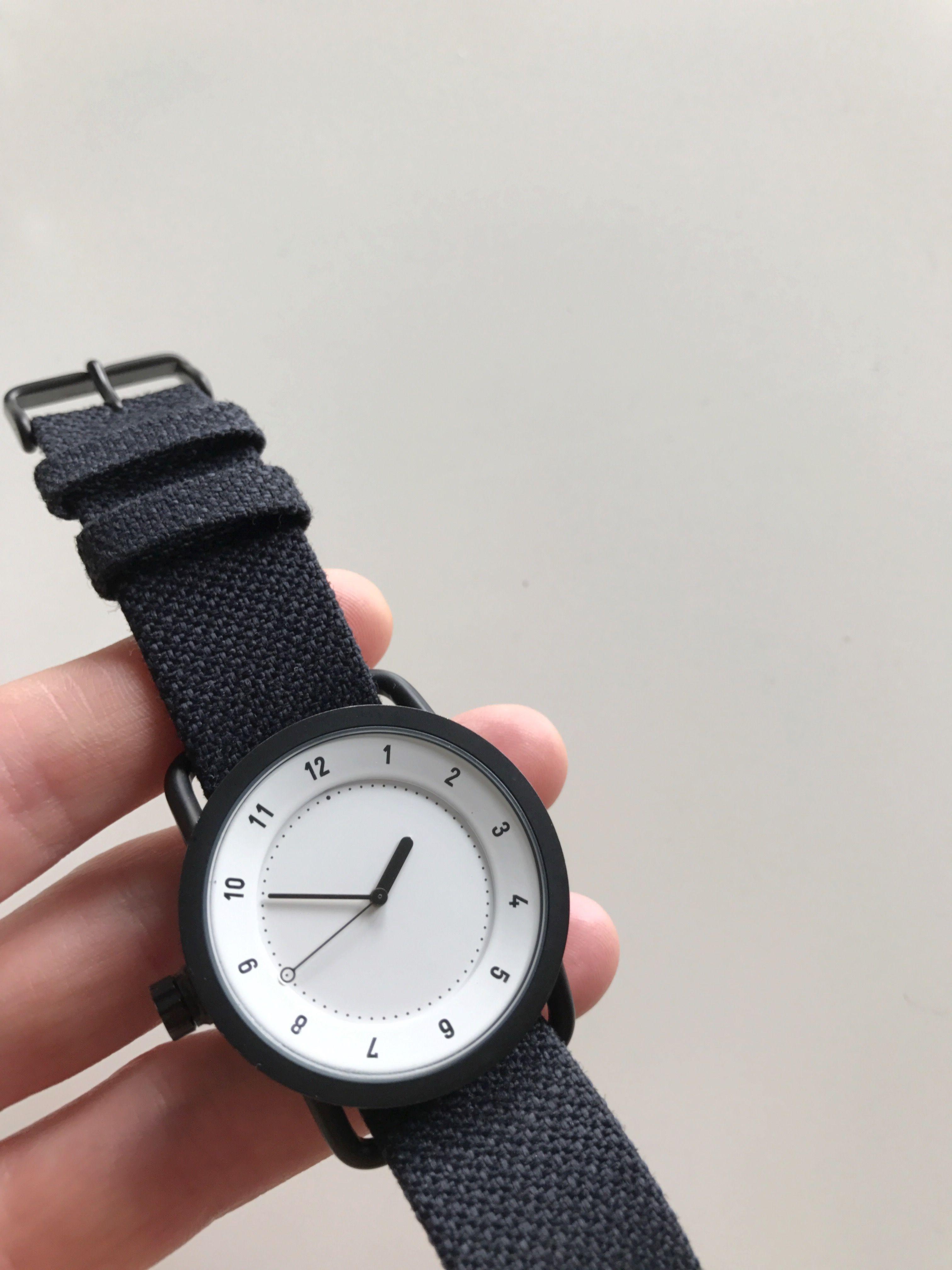 No.1 White / Lake Twain Wristband — tidwatches.com
