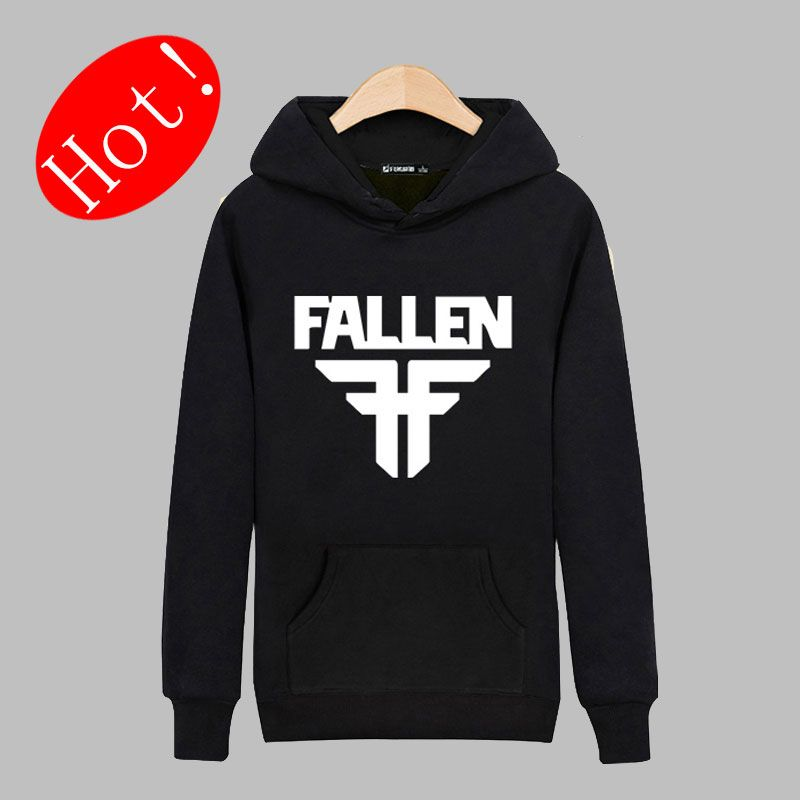 Click to Buy << Hot!! Fallen Cotton Harajuku Sweatshirt Men