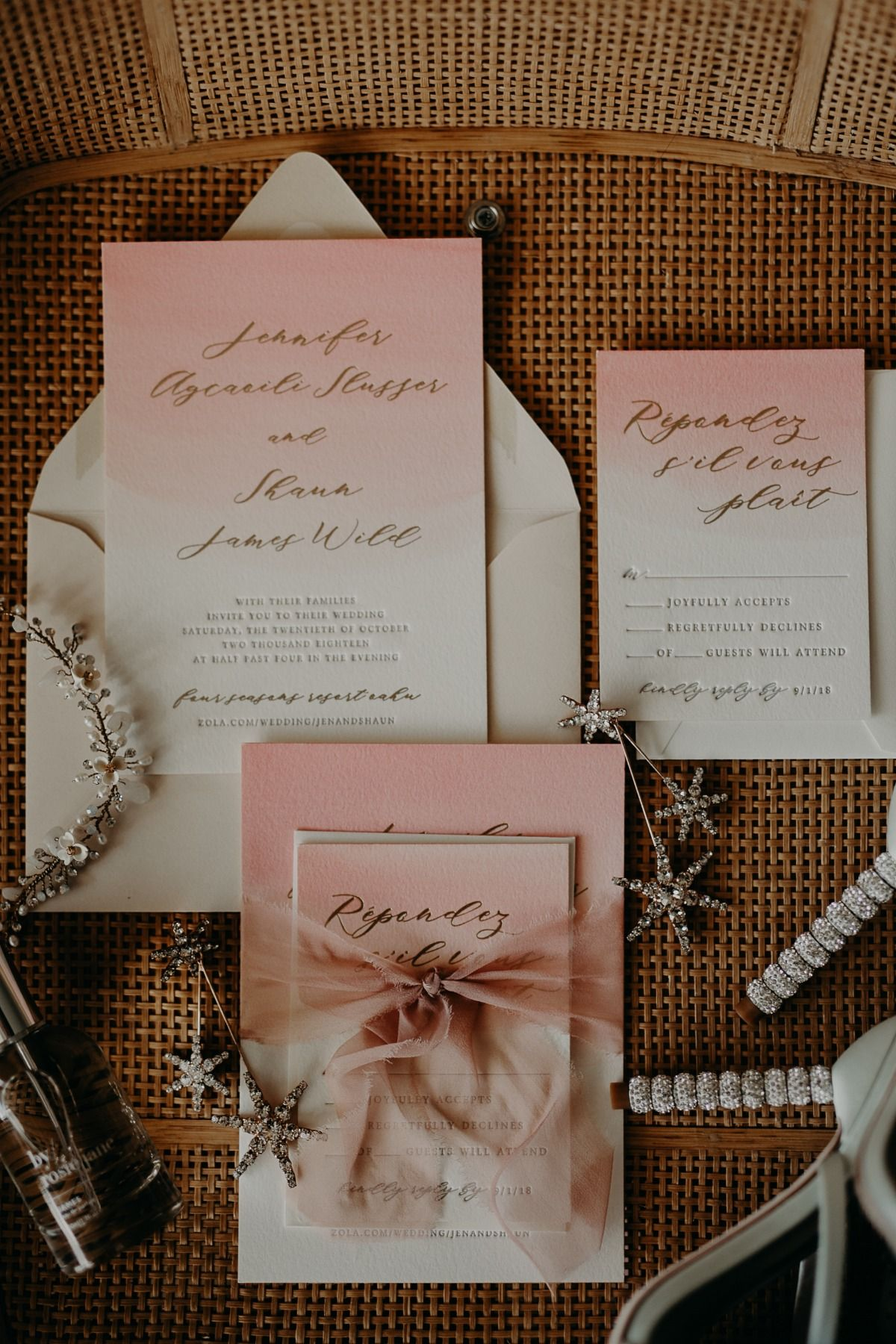 How To Give Your Hawaiian Beach Wedding A Little Sparkle (With