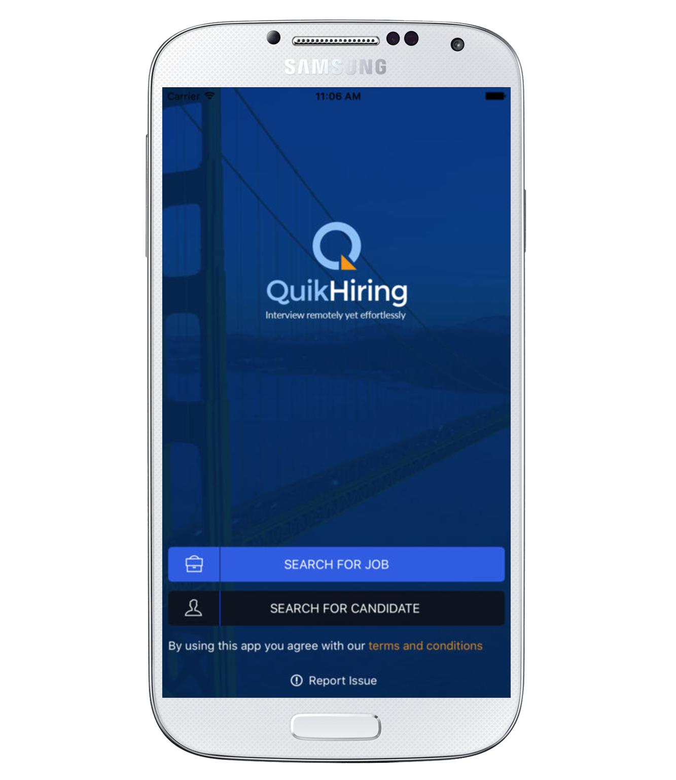 How Is QuikHiring Job App Helpful to Create Impressive Video Resume ...