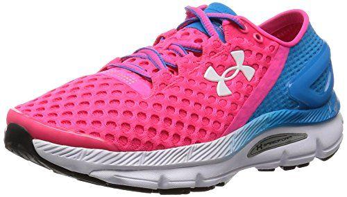 lowest price 629b3 59e41 Under Armour Women's UA SpeedForm Gemini 2 Running Shoes 6 ...