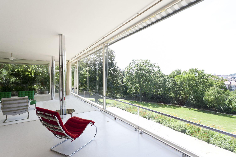 Villa tugendhat arkitalker mies van der rohe - Gallery Of Ad Classics Villa Tugendhat Mies Van Der Rohe 6